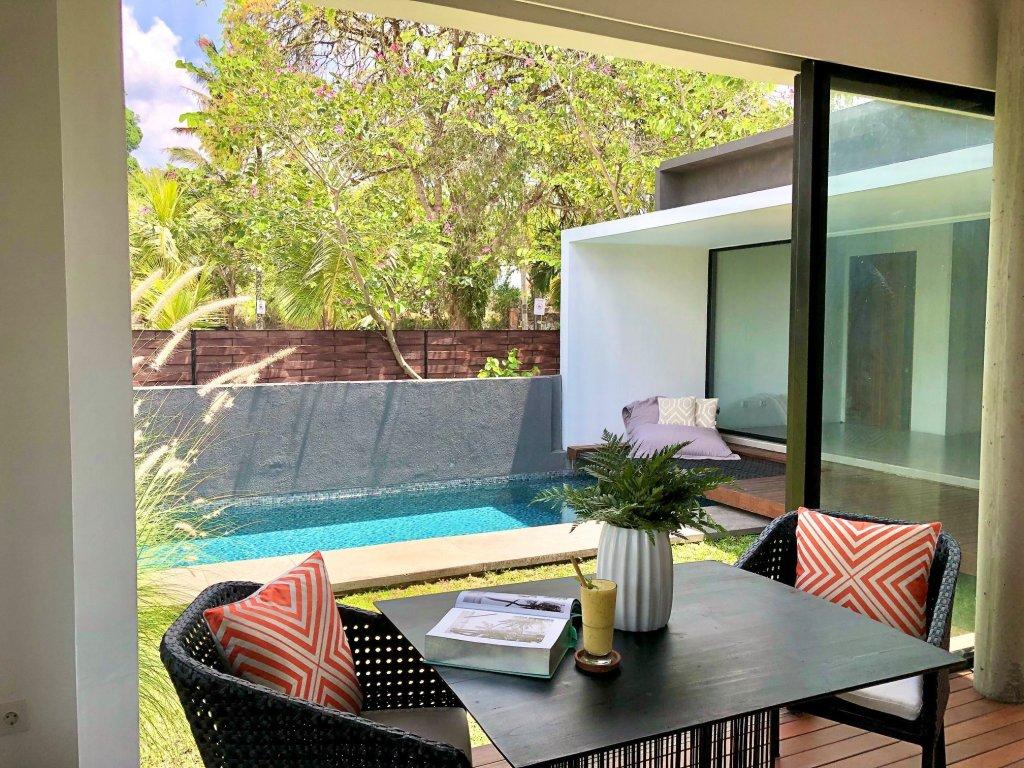 Origin Ubud - a villa in ubud, Balid with a private pool