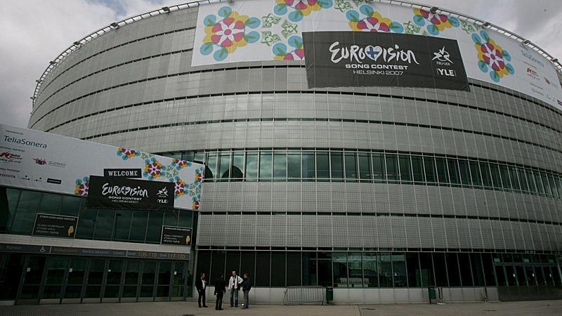 2007: Hartwall Arena, Finlandiya Kapasite: 15000 Açılış: 1997