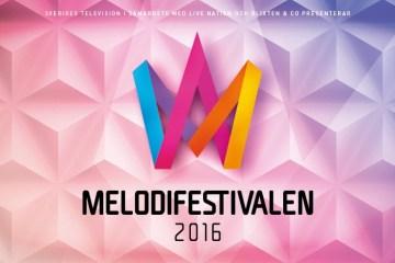 Melodifestivalen 2016 logo