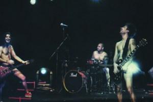 Minus One naked