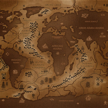Amazing map desktop wallpapers by vladstudio escapenormal inverted world map gumiabroncs Gallery