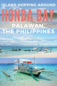 Heading to The Philippines? You cannot miss out on visiting Honda Bay on the island of Palawan! Find out more here.
