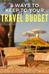 Worried about running out of money while travelling? Check out my tips for sticking to your budget to help you travel for longer.