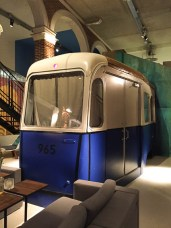 The Amsterdam Tram Room