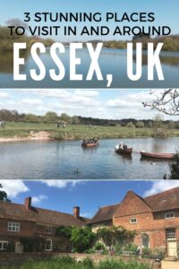 Essex in the UK is a stunning county. Find out some of its best spots here.