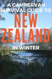 Travelling off season in New Zealand is amazing and by travelling in a campervan you will see so much! Find out how to keep safe and warm while on the roads here.