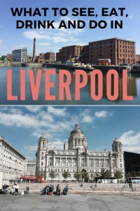 If you're heading to the UK then Liverpool HAS to be on your list. Find out what to eat, see, drink and do here to have the best time