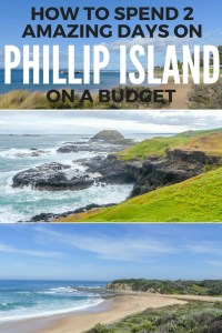 Located just a short drive from Melbourne, Phillip Island is a must! Find out how to have a great 2 days exploring the island on a budget.