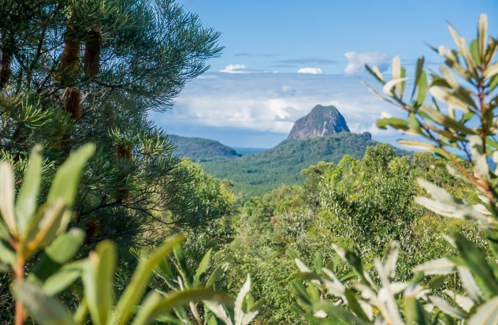 My mini guide to visiting Australia's Glass House Mountain National Park in Queensland, and why even a few hours here is worth it! Here is what you can do in just an afternoon and some of my favourite photos to inspire you.