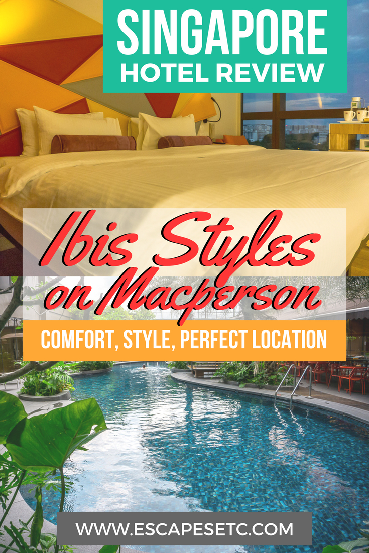 I recently visited Singapore for the first time and stayed at the brilliant Ibis Styles on Macpherson. If you're looking for a modern and comfortable hotel in a great location, this will be perfect for you. Find out more here. #singapore #visitsingapore #ibisstylessingapore #singaporehotels