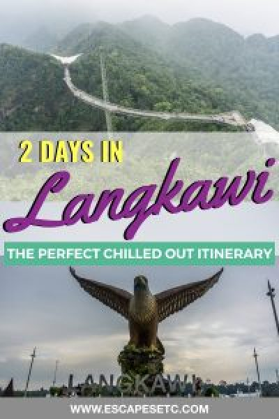 Want to know how to spend 2 days in Langkawi? I have the perfect 2 day Langkawi itinerary that will see you explore the island and still have plenty of time to relax. Find out in my 2 day guide to Langkawi here! #langkawi #visitlangkawi #explorelangkawi #malaysiatrulyasia #malaysianislands