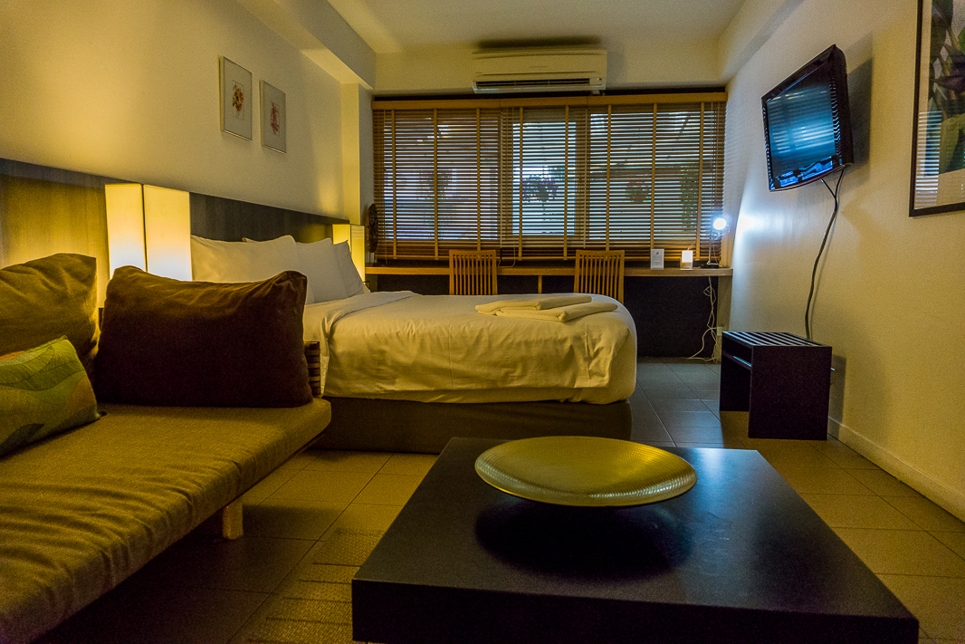 Looking for the best place to stay in Bangkok? Escape at Sathorn Terrace is a super homely boutique hotel in the best location. Close to public transport, loads of local food and right in the mix of old and new, you won't find anywhere better for the price. Find out more here! #bangkokhotels #wheretostayinbangkok #bestplacetosatybangkok #sathornbangkok