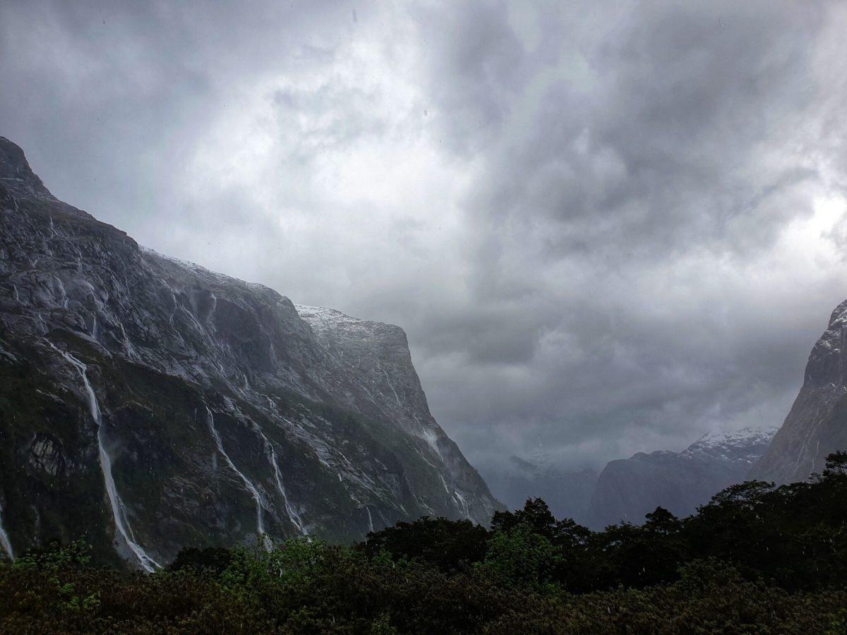 e Anu to Milford Sounds, New Zealand road trip