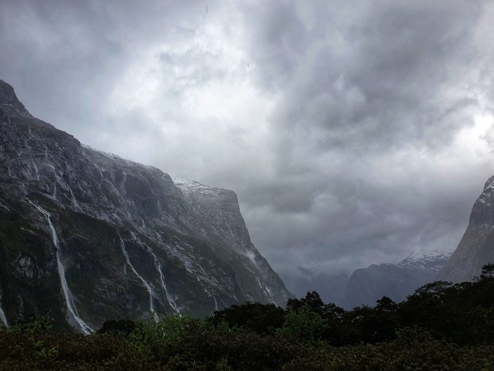 e Anu to Milford Sounds, New Zealand road trip