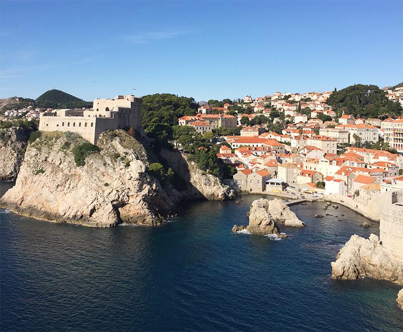 The Dalmatian Coast road trip
