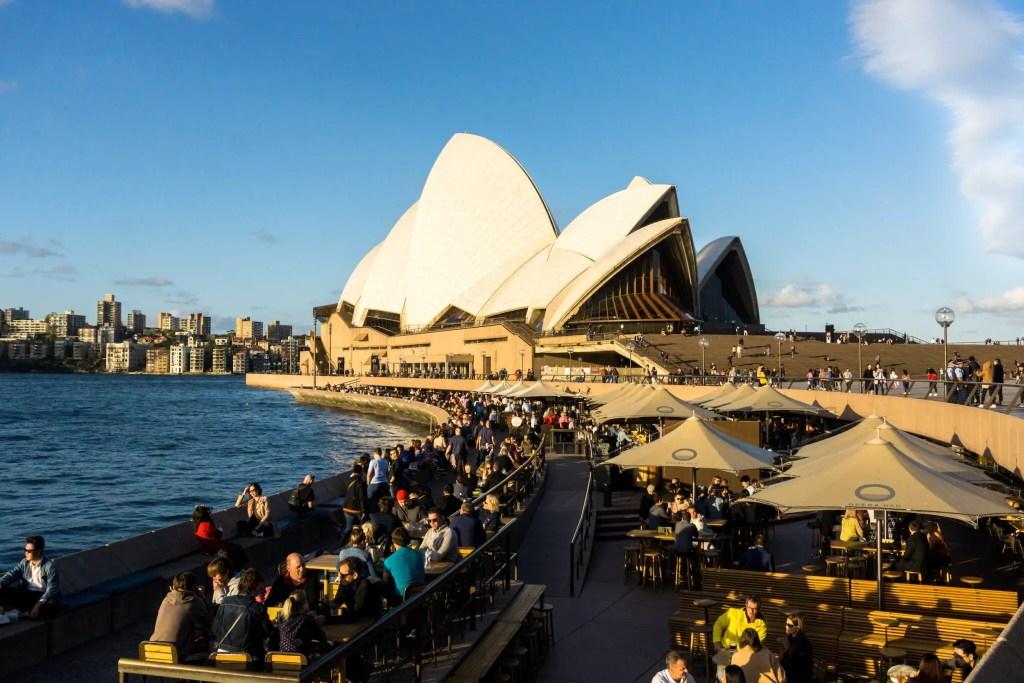 Opera Bar, Sydney