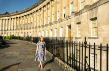 The Royal Crescent, Bath UK