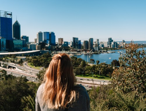 Looking for the ultimate Perth to Kalbarri road trip itinerary? Click here to find out all the top places to see on a Perth to Kalbarri drive including what to do in Perth, the best Jurien Bay sea lion tour, The Pinnacles desert, pink lakes and more! #perthtokalbarri #perth #kalbarri #perthroadtrip