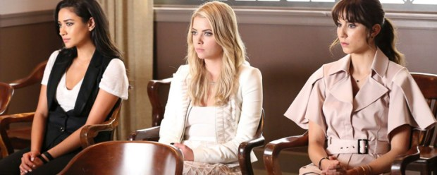 Pretty Little Liars - Saison 6B (2)