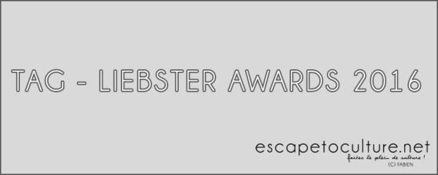 ETC - Tag LIEBSTER AWARS 2016