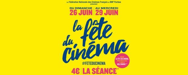 Fête du Cinéma 2016 - Dossier