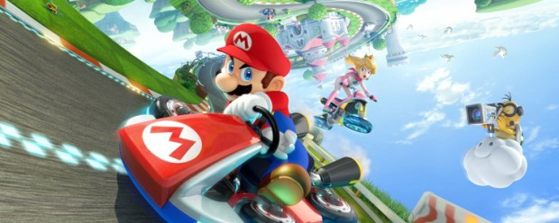 Mario Kart 8 - Wii U (1)