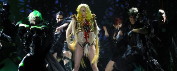 Lady Gaga - Monster Ball at the Madison Square Garden (1)