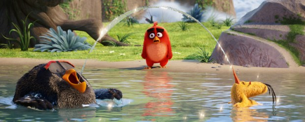 Angry Birds - Le Film (1)