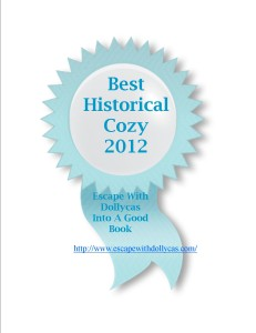 2012 best historical cozy
