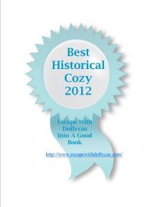 2012 best historical cozy