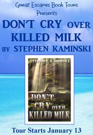 great escape tour banner small DON'T CRY OVER SPILLED MILK