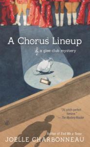 a chorus line up