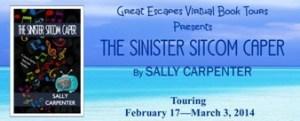 great escape tour banner large sinister sitcom caper large banner338