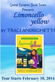 small banner limoncello yellow