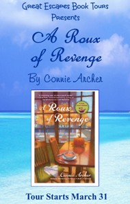 ROUX OF REVENGE SMALL BANNER