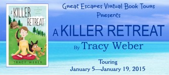 great escape tour banner large A KILLER RETREAT334
