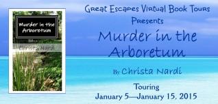 great escape tour banner large murder arboretem318