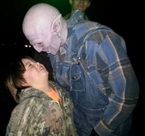 kaden haunted house