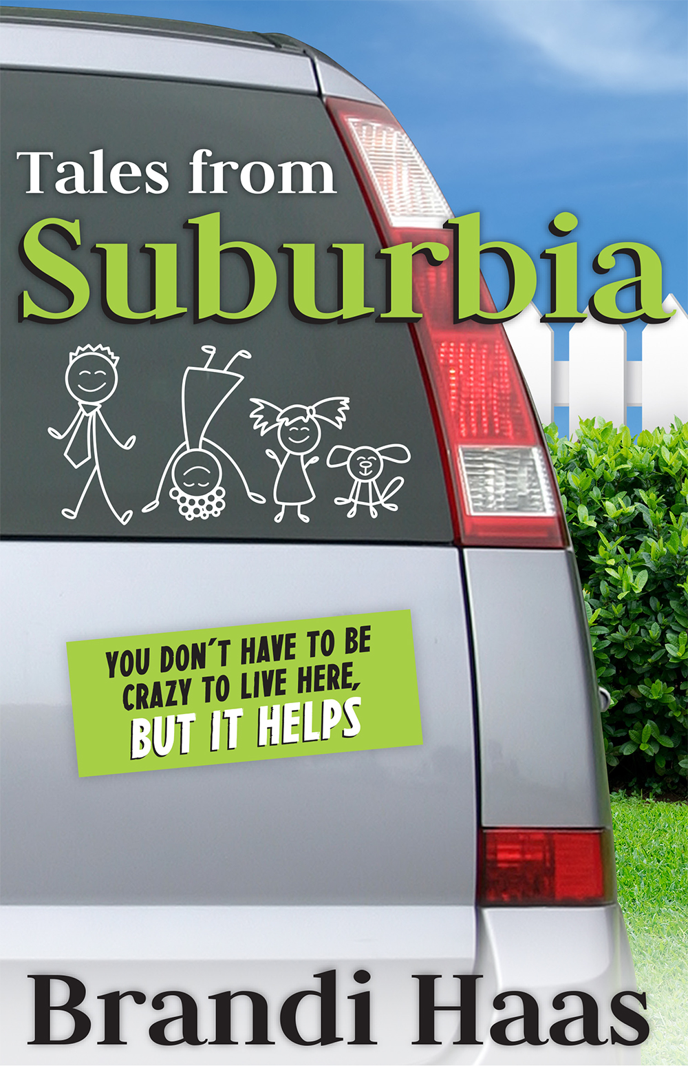Suburbia front cover
