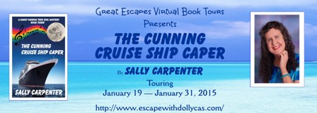 great escape tour banner large cunning cuise ship caper448