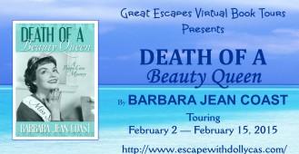 great escape tour banner large death of a beauty queen329