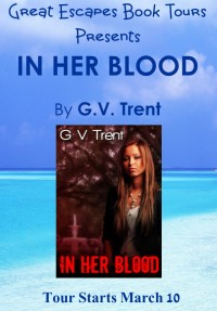 IN HER BLOOD SMALL BANNER