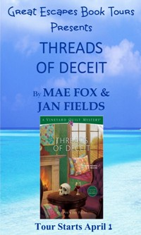 THREADS OF DECEIT SMALL BANNER