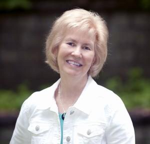 Mary Ellen Hughes author pic