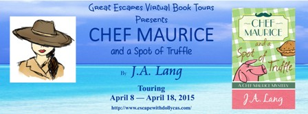 chef maurice large banner448