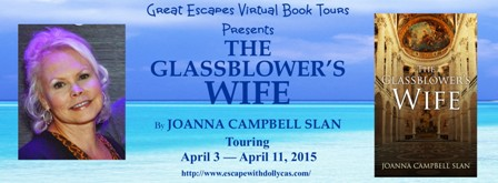 GLASSBLOWERS WIFE  large banner 448