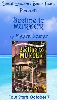 beeline to murder SMALL BANNER