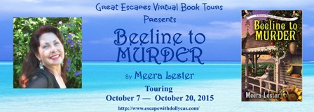 beeline to murder large banner448