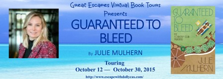 guaranteed to bleed large banner448