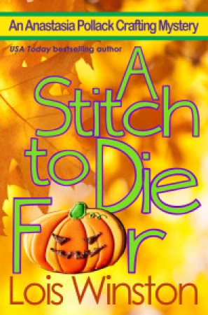 A Stitch to Die For-ebook